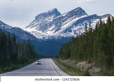 Roadtrip in Banff National Park