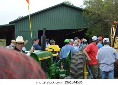 Farm Equipment Auction Images, Stock Photos & Vectors