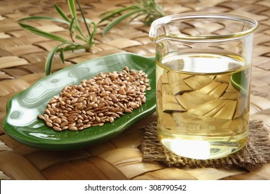 roasted flaxseed and oil/flaxseed