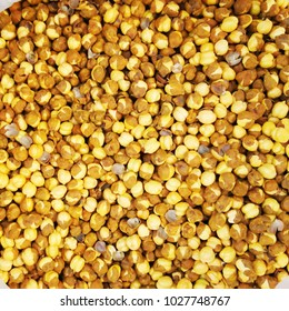 roasted gram chana or chickpea nut