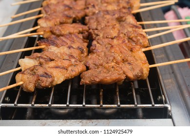 roasted pork on Grate Grill