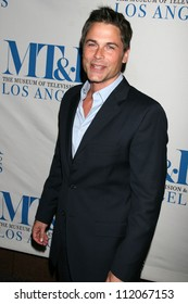 """Rob Lowe at the 24th Annual William S. Paley Television Festival Featuring """"Brothers and Sisters"""" presented by the Museum of Television and Radio. DGA, Beverly Hills, CA. 03-05-07"""