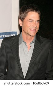 Rob Lowe  at the Hollywood Entertainment Museum Gala Honoring the Cast of 'Heroes'. Esquire House, Hollywood, CA. 11-01-08