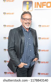 Rob Steinberg attends INFOLIST PRE-EMMYS SOIREE  at Skybar at the Mondrian Hotel, West Hollywood, California on September 12th, 2018