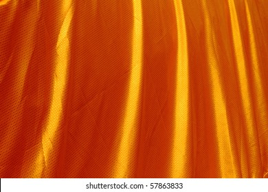 robe of a buddhist monk texture