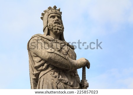 Robert the Bruce king