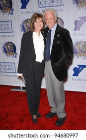 Robert Culp & Samantha Faulkner at the 2007 World Magic Awards at Barker Hanger, Santa Monica Airport. October 13, 2007  Los Angeles, CA Picture: Paul Smith / Featureflash