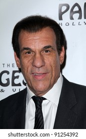 """Robert Davi at the """"Come Fly Away"""" Premiere, Pantages, Hollywood, CA 10-25-11"""