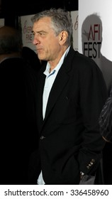 """Robert De Niro at the AFI FEST 2009 Screening of """"Everybody's Fine"""" held at the Grauman's Chinese Theater in Hollywood, California, United States on November 3, 2009."""