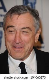 Robert DeNiro at the 18th Annual BAFTA/LA Britannia Awards, Hyatt Regency Century Plaza Hotel, Century City, CA. 11-05-09