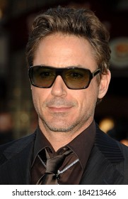 Robert Downey Jr at ORPHAN Premiere, Mann's Village Theatre in Westwood, Los Angeles, CA July 21, 2009