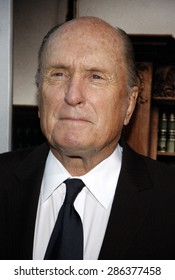 Robert Duvall at the Los Angeles premiere of 'The Judge' held at the AMPAS Samuel Goldwyn Theater in Los Angeles on October 1, 2014.