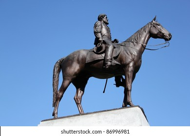 robert e lee gettysburg memorial