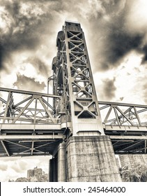 Robert F. Kennedy Bridge, New York City.