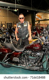 """Robert Patrick attends a pre-screening event of  Epic Pictures """"Last Rampage"""" at the San Diego Harley-Davidson on Sept. 16, 2017 in San Diego, CA."""