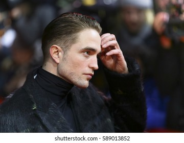 Robert Pattinson attends the 'The Lost City of Z' premiere during the 67th Berlinale International Film Festival Berlin at Zoo Palast on February 14, 2017 in Berlin, Germany.