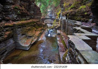 Robert Treman State Park, Ithaca, NY