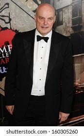 Robert Wilson arriving for the Specsavers Crime Thriller Awards 2013 at the Grosvenor House Hotel, London. 24/10/2013