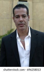 Roberto Sanchez at the 8th Los Angeles Latino International Film Festival held at the Egyptian Theater in Hollywood, USA on July 16, 2004.