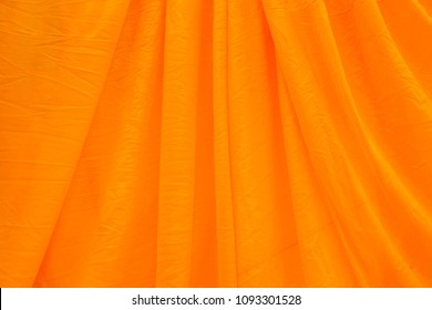 Robes cloth wear by Buddhist Monks and Nuns Asian Buddhist
