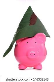 robin hood piggy bank studio cutout