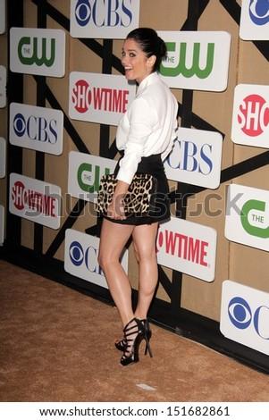 Robin Tunney Photos Photos - CBS, The CW & Showtimes 2011