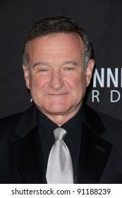 Robin Williams at the BAFTA Los Angeles 2011 Britannia Awards, Beverly Hilton Hotel, Beverly Hills, CA 11-30-11