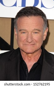Robin Williams at the CBS, Showtime, CW 2013 TCA Summer Stars Party, Beverly Hilton Hotel, Beverly Hills, CA 07-29-13