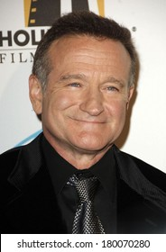 Robin Williams at Hollywood Film Festival 10th Annual Hollywood Awards, The Beverly Hilton Hotel, Beverly Hills, CA, October 23, 2006