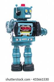 robots says Hi