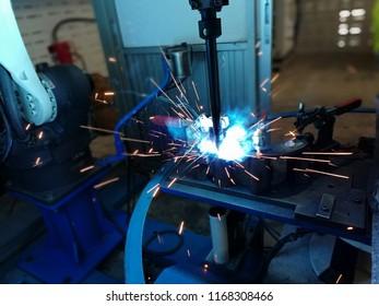Robots Welding spare parts
