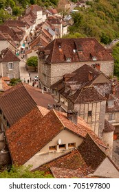Rocamadour, one of the prettiest village in France
