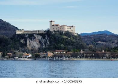 Rocca di Angera ( Fortress of Angera ) - Lake Maggiore, Italy
