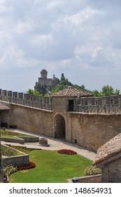 Rocca Guaita in the Republic of San Marino
