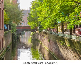 Rochdale Canal, Manchester, England (UK)