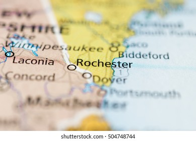 Rochester, New Hampshire, USA.