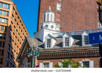 Rochester, NY, architecture contrasts
