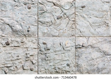 Rock climbing background.