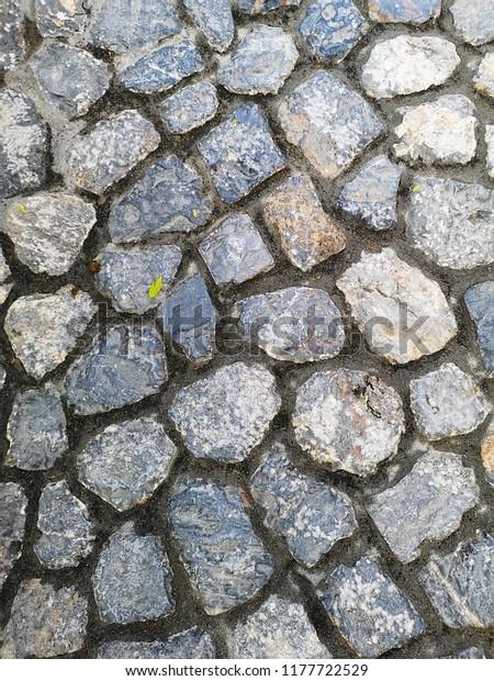 rock floor background