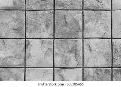 Rock floor texture and background