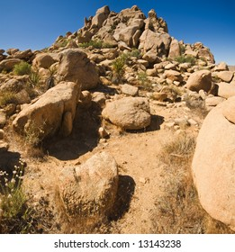 Rock formations, Joshua Tree National Park