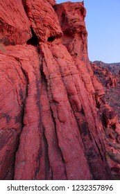 Rock formations at Valley of Fire State Park in Nevada