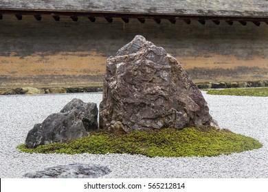 Rock garden, Zen garden