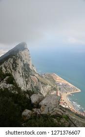 The Rock of Gibraltar, Gibraltar, Europe