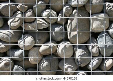 rock grid background