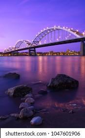 Rock Island Centennial Bridge