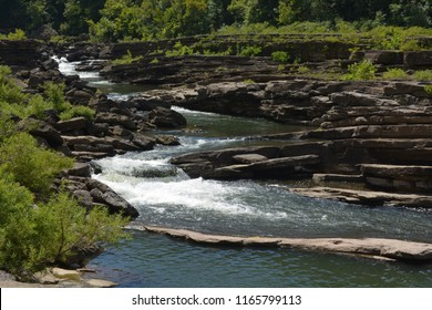 ROCK ISLAND STATE PARK MCMINNVILLE TENNESSEE USA