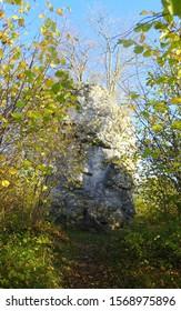 "Rock Obelisk ""Steinhirt"", BaWü, Germany"