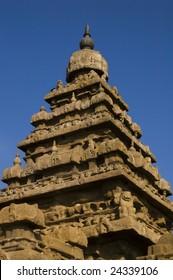 rock temple in mahabalipuram