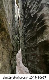 Rock Town, Adrspach, Teplice, Czech Republic